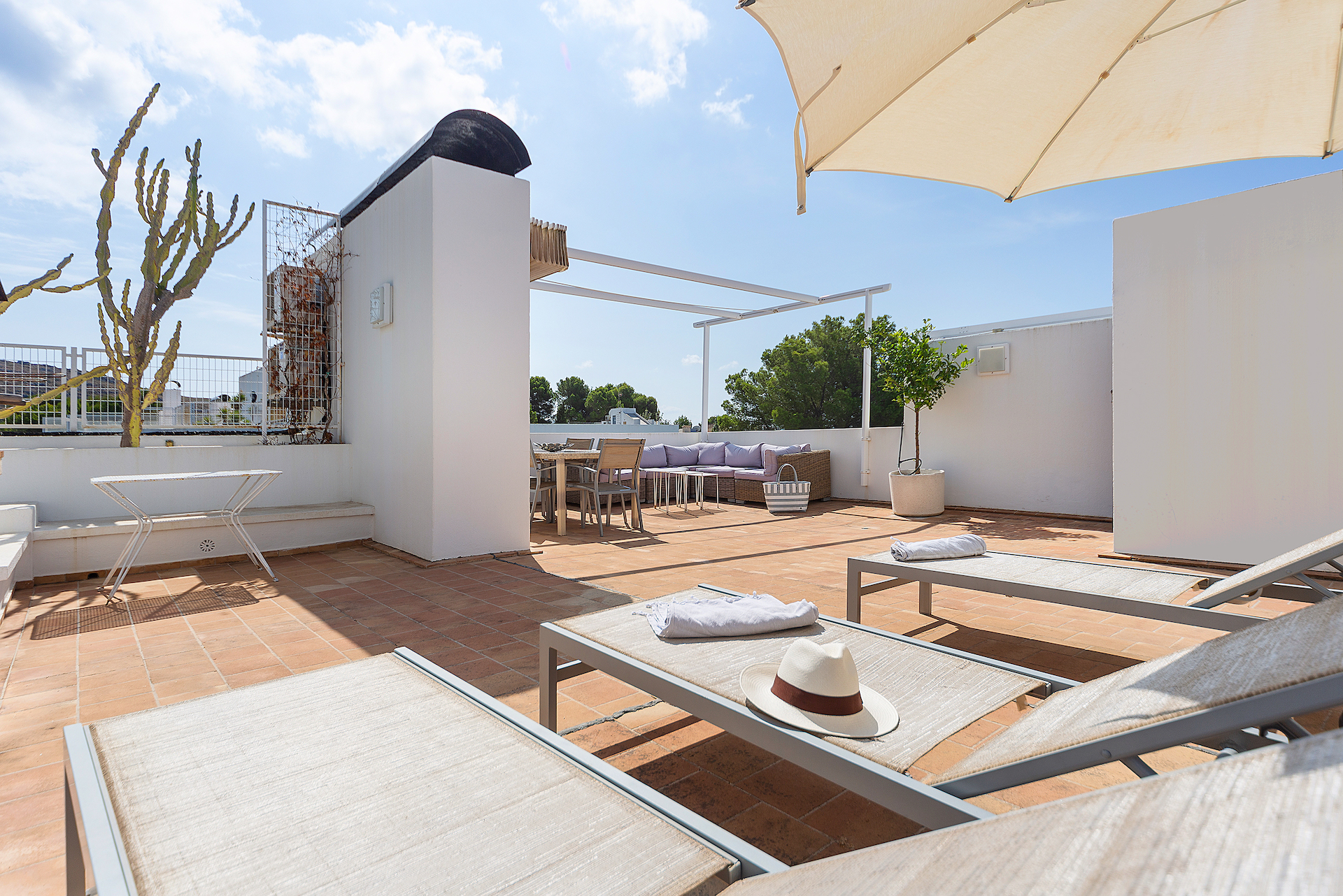 PENTHOUSE APARTMENT IN BELLREGUARD - PORT DE POLLENÇA
