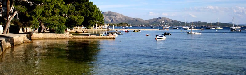 Property for sale on the Bay of Pollensa