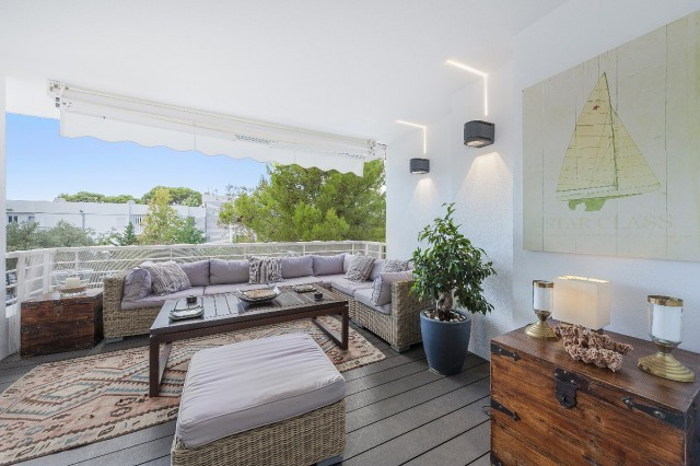 Top penthouses for sale in Puerto Pollensa