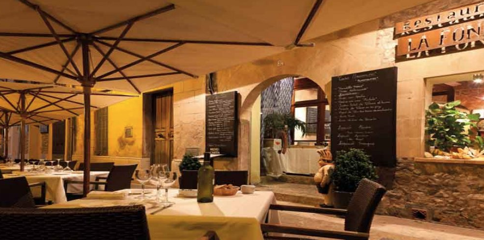 My 5 favourite places to eat in the north of Mallorca