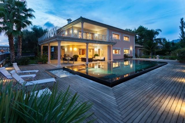 The best villas you can buy in Puerto Pollensa