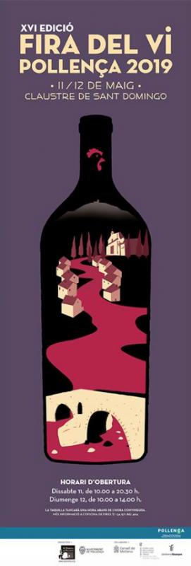 Pollensa Wine Fair - Mallorca 2019