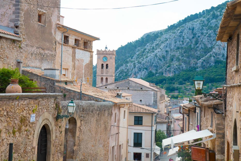 Buying Property and Living in Pollensa with Children